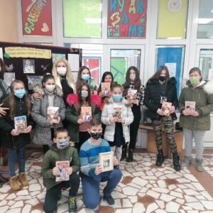 Dela naših učenika u čast Dana škole i školske slave