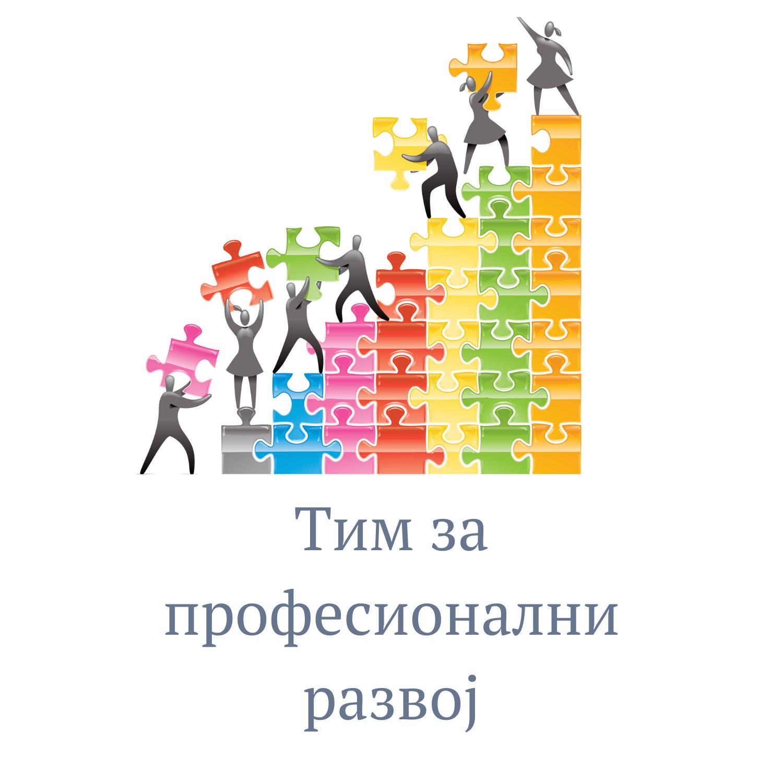 Тим за професионални развој (ПР)