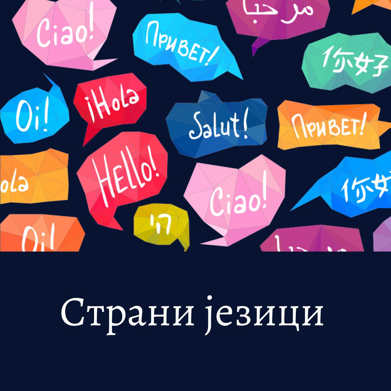 Страни језици (енглески и немачки језик)