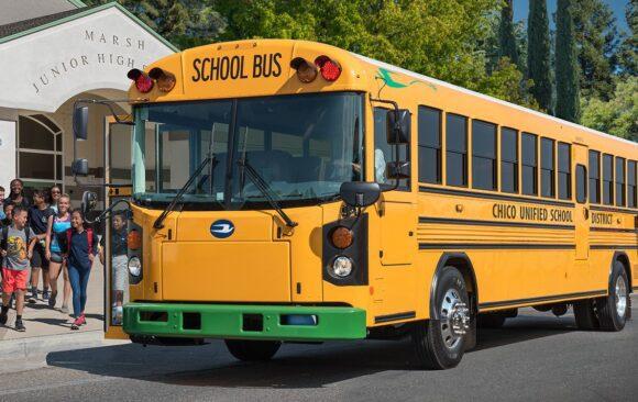 Ред вожње школских аутобуса од 1. септембра 2021. године